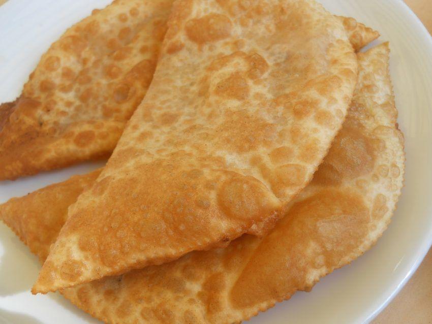 Fırında Çiğ Börek Tarifi