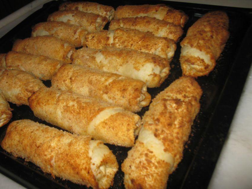 Tavuk Kıymalı Börek Tarifi
