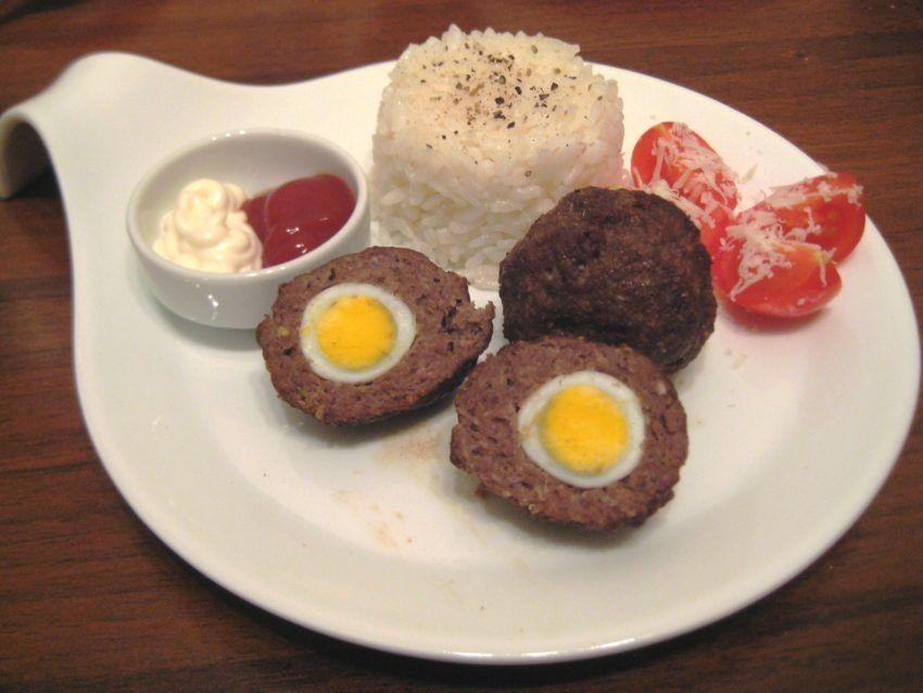 İskoç Yumurtası Tarifi (Scotch Egg )