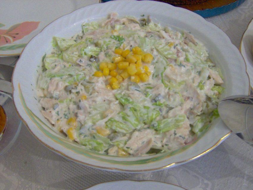 Yoğurtlu Tavuk