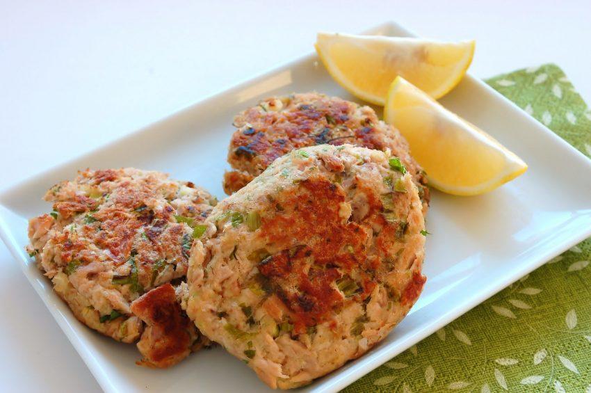 Patatesli Ton Balığı Köftesi