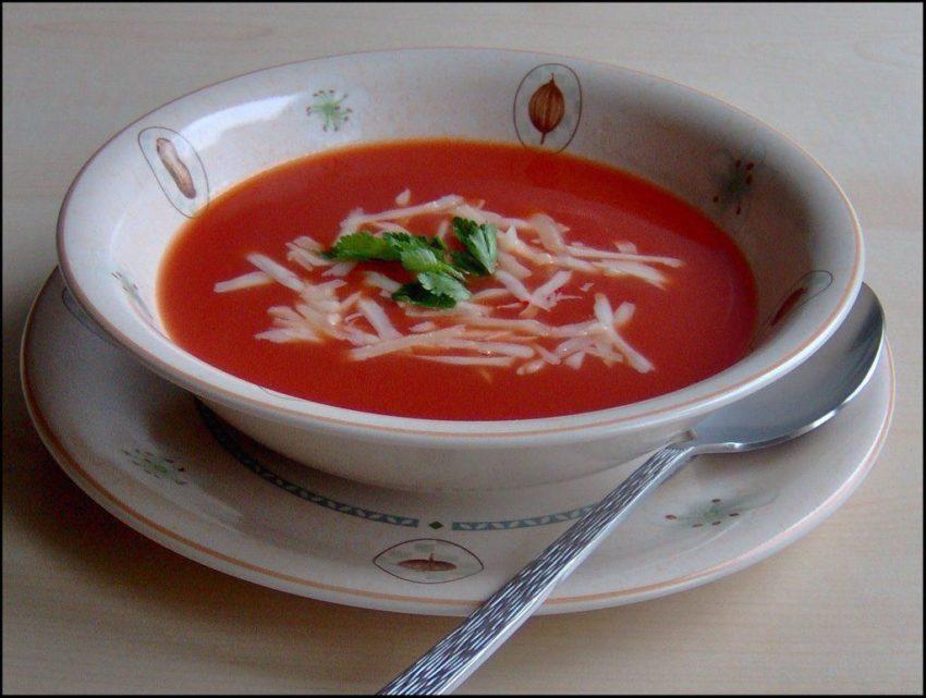 Meksika Usulü Acılı Domates Çorbası Tarifi | İyi Yemek ...