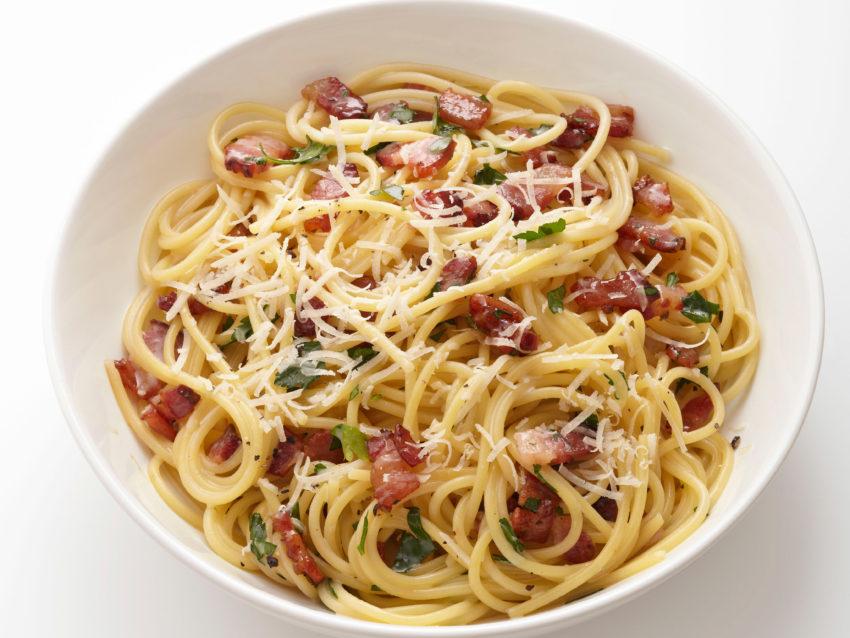 Spaghetti Carbonara Tarifi