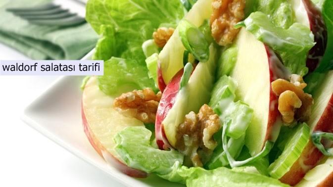 Waldorf Salatası Tarifi Iyi Yemek Tarifleri