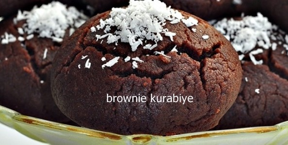 Brownie Kurabiye Tarifi   İyi Yemek Tarifleri