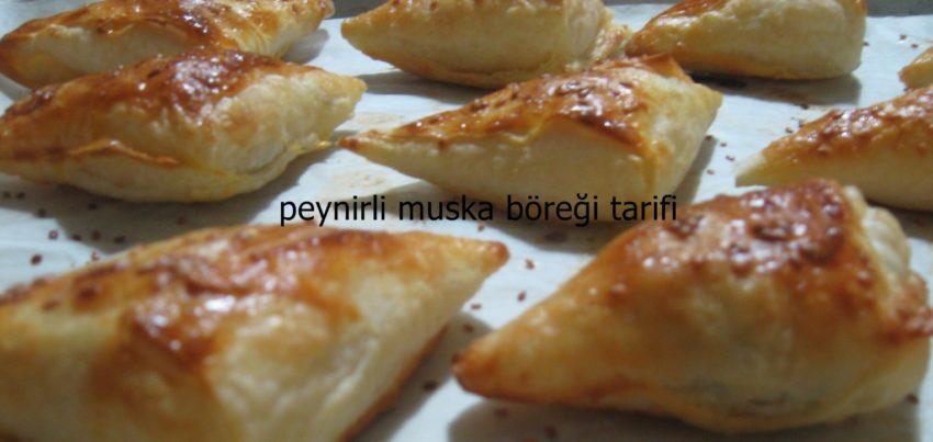 Patatesli muska börek tarifi