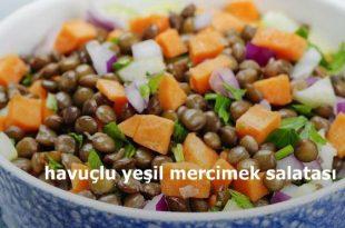 havuclu-yesil-mercimek-salatasi-tarifi