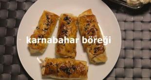 Karnabahar Böreği Tarifi