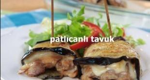 Patlıcanlı Tavuk Tarifi
