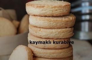 kaymakli-kurabiye-tarifi